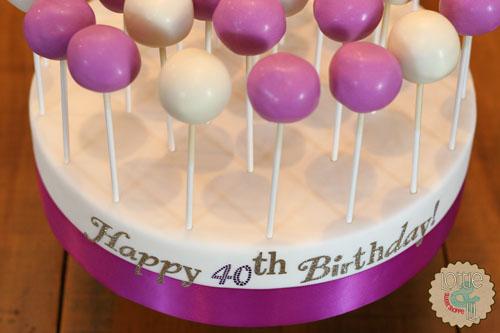 40th Birthday Pops