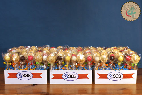 SAS Cake Pops