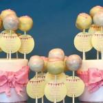 Lauren's Bridal Shower Cake Pops