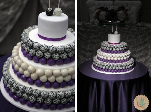 lottie and lil blog cake pop wedding cake. Black Bedroom Furniture Sets. Home Design Ideas