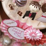 Tiered Engagement Cake Pops