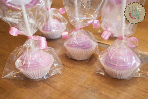 Nanny Angel Network Cake Pops