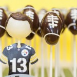 Steelers Cake Pops