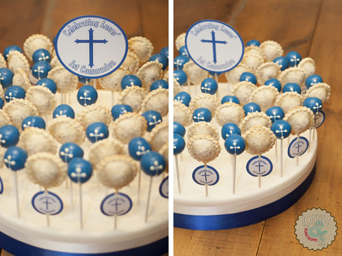 Lucas Communion Pops