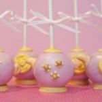 Pink Teapot Cake Pops