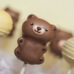 Teddy Bear Picnic Cake Pops